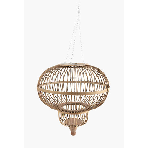 Crown Bamboo Lanterns - <p style='text-align: center;'>R 300</p>