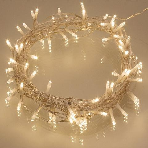 Fairy Light Strings - <p style='text-align: center;'>R 100<br />Plug-in</p>