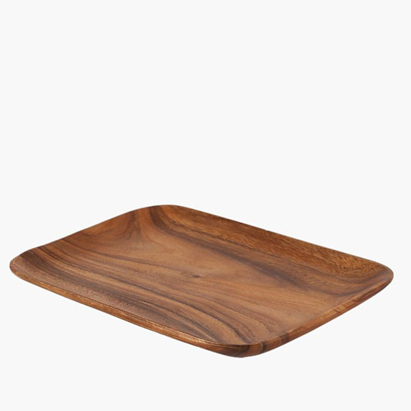 Premium Carved Wood Tray - <p style='text-align: center;'>R50</p>