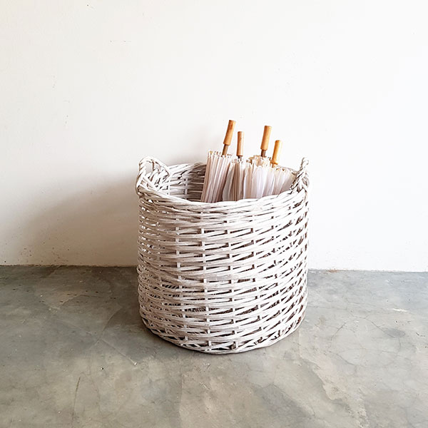 Woven Basket - <p style='text-align: center;'>R 150</p>