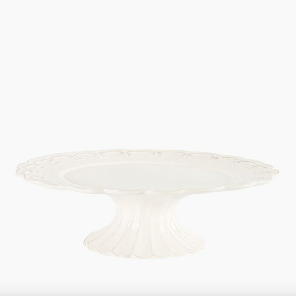 Scallop Cake Stand - <p style='text-align: center;'>R 75</p>