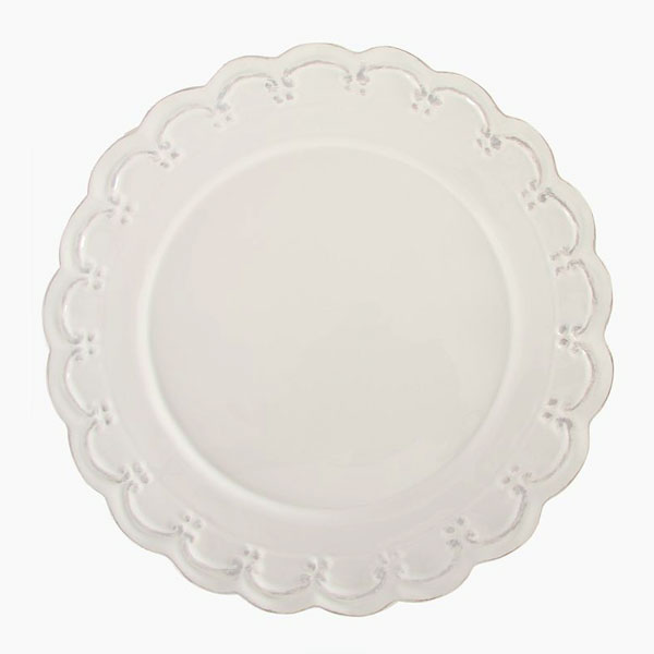 Antique White Cake Stand for Hire in Cape Town
