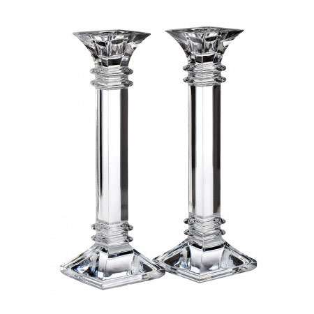 Crystal Candlestick - <p style='text-align: center;'>R 35</p>