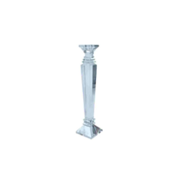 Crystal Candlestick -