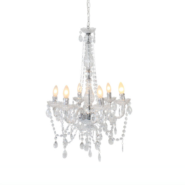 Chandelier Clear  - <p style='text-align: center;'>R 350</p>