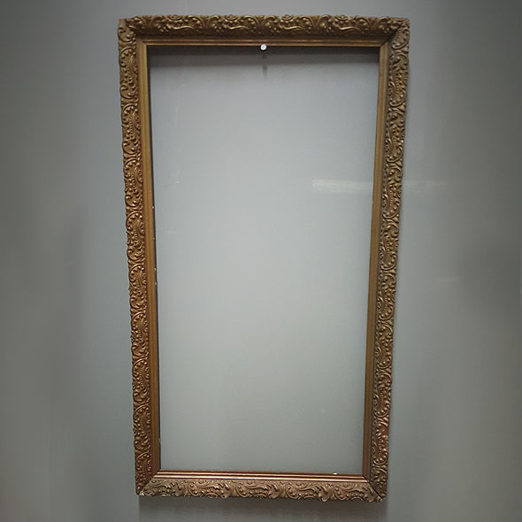 Baroque Antique Frame - <p style='text-align: center;'>R 50</p>