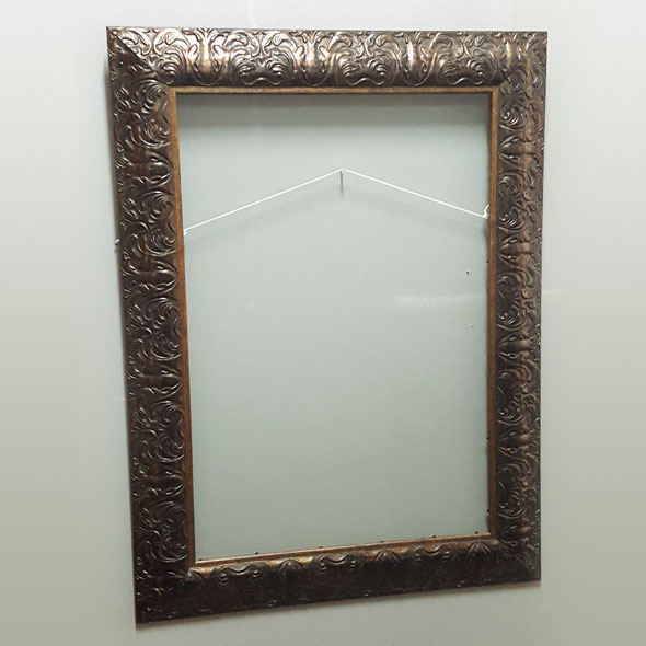 Ornate Spanish Frame - <p style='text-align: center;'>R 100</p>