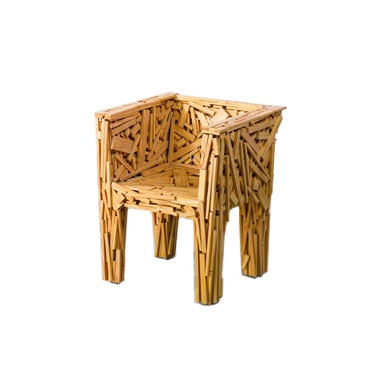 Brazilian Favela Chair - <p style='text-align: center;'>R 400</p>