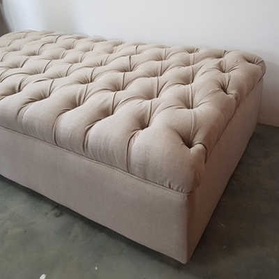 Large Ottoman for Hire in Cape Town
