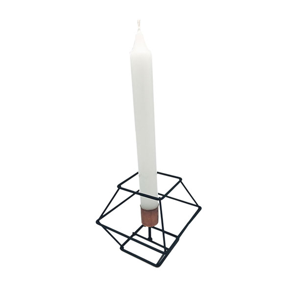 Geometric Candle Holder -