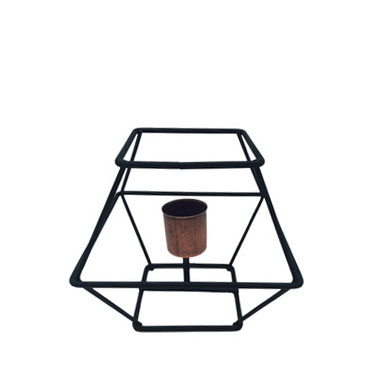 Geometric Candle Holder for Hire in Cape Town