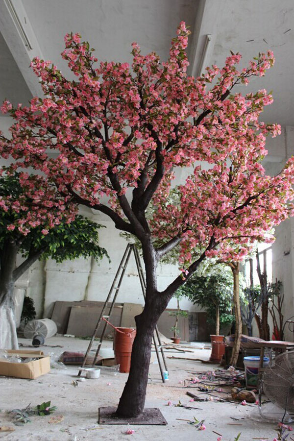 Giant Pink Blossom Tree - <b>Giant Blossom Tree Hire Only at Muse Concepts!</b>