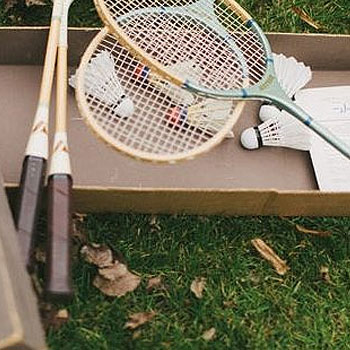Lawn Games - Badminton - <p style='text-align: center;'>R 200</p>