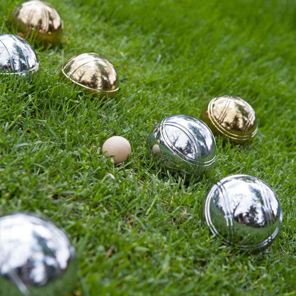 Lawn Games - Bocce Balls - <p style='text-align: center;'>R 200</p>