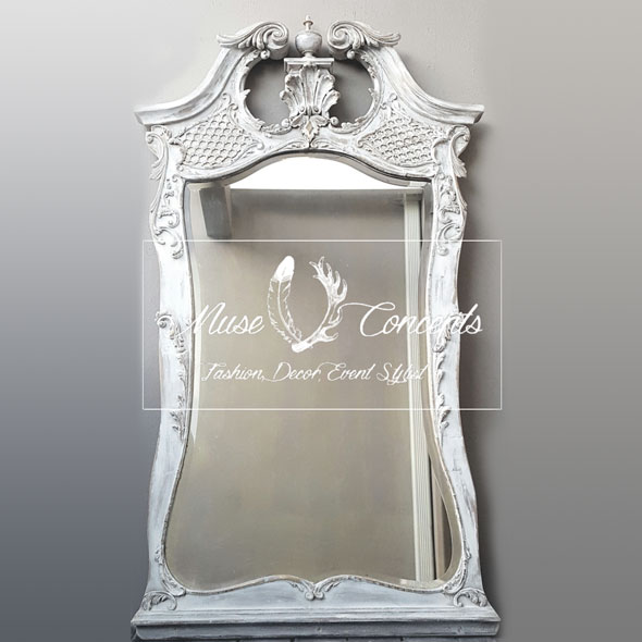 Victorian Antique Mirror - <p style='text-align: center;'>R 350</p>