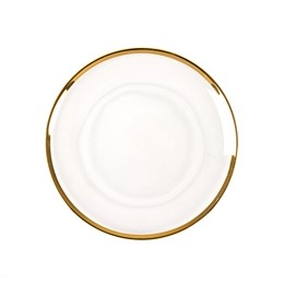 Frenchy Collection Gold Rimmed Underplates - <p style='text-align: center;'><b>HOT ITEM</b><br>