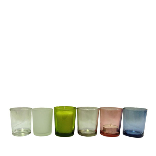 Clear Votives -