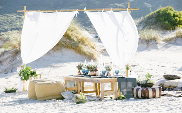 Driftwood Wedding Arch for Hire in Cape Town