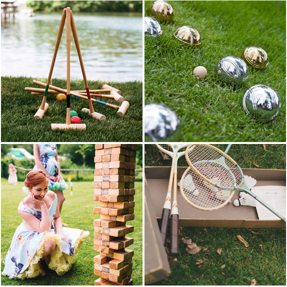 Muse Decor Hire Lawn Games for Hire